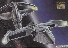 1994 Skybox Star Trek Master Series #72 Defection M/NM - $2.93