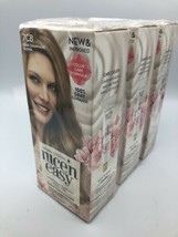 (3) Clairol New & Improved Nice'N Easy 7CB Dark Champagne Blonde Permane... - $17.09