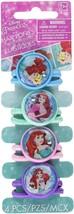 Ariel Dream Big Disney Little Mermaid Kids Birthday Party Favor Hair Ties Ponies - $11.17