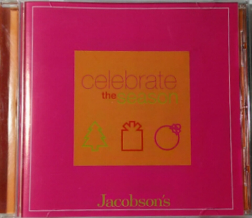 Primary image for Celebrate the Season - Jacobson's - Audio CD