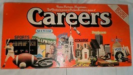 Vintage Parker Brothers Careers Board Game Rev Ed from 1971, 1976, 1979 ... - £21.59 GBP