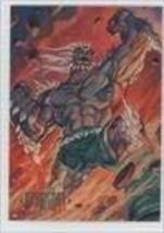 1996 Skybox DC Outburst Maximum Firepowerb Embossed #4 HAWKMAN - $1.95