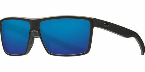 New Costa del Mar Rinconcito Blue Mirror RIC11-OBMGLP580G Sunglasses