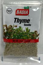 Badia®Ground Thyme Leaves,Tomillo .5oz Mediterranean Slow Cooking Italia... - $3.21