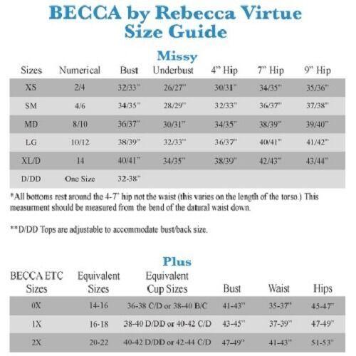 Becca Swim Bikini Bottom Sz S Coral Pink Solid Beaded American Fit Pant 794657