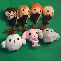 Harry Potter - Plush Soft Beanie Keyring Keychain Key Ring Toy Doll *NEW* - $8.77+