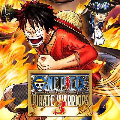 Primary image for One Piece Pirate Warriors 3 PC Steam Key NEW Download Game Fast Region Free