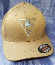 NJSP New Jersey State Police 1921 Outfit Logo Embroidered FlexFit Hat - $34.99