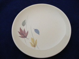 4 Franciscan Autumn Leaf Bread & Butter Plate Retro - $9.95