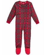 Family Pajamas Baby Boys Or Baby Girls Brin Brinkley Plaid 12 Months - $15.82
