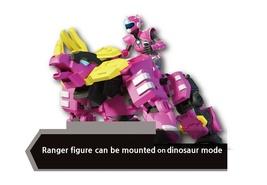Miniforce Cera Lucy Transformation Action Figure Super Dinosaur Power Part 2 image 3