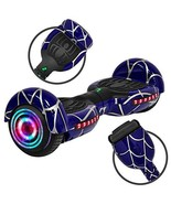 Hoverboard Self Balancing Electric Scooter with LED Wheel Lights and Blu... - $425.99+