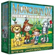 'Steve Jackson Games sjg01542 – Jeu de cartes Munchkin oz Guest Artist E... - $41.27