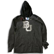 NWT New Baylor Bears Nike Hybrid Fleece Logo Size XXL Hoodie Sweatshirt - $59.35