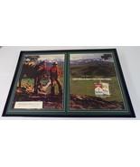 1985 Marlboro Man Cigarettes 12x18 Framed ORIGINAL Advertising Display - $65.09