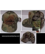 Realtree Camouflage Cap Hat WAYNE NWT One Size Free Shipping - $9.99