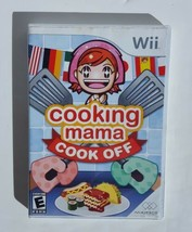 Cooking Mama Cook Off - 2007 Nintendo Wii Video Game Complete - $9.90