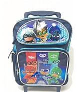 PJ Masks 12 inches Roller Backpack Boys Book backpack Licensed Product B... - $129.99