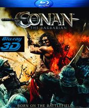 Conan the Barbarian (3D + Blu-ray + DVD)