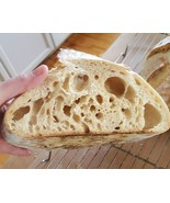 SAN FRANCISCO SOURDOUGH STARTER YEAST MAKES BIG HOLES SALLY - $6.00