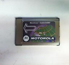 Motorola 469140-003-00 MediaCypher CableCARD PCMCIA - $10.00