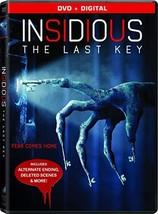 Insidious: The Last Key DVD + Digital