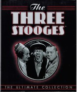 The Three Stooges: The Complete Ultimate Collection 1934 to 1959 Brand New  - $40.95
