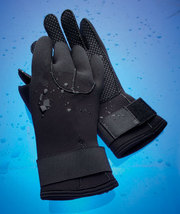 Water-Resistant Gloves or Socks - Made for Brutally Cold Weather - $22.98