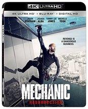 Mechanic Resurrection (4K Ultra HD + Blu-ray + Digital)