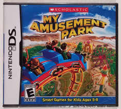 My Amusement Park Nintendo DS 2010 New Factory Sealed - $7.19