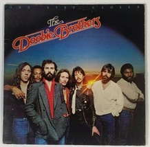 "The Doobie Brothers One Step Closer 12"" LP Vinyl Record HS 3452 1980 VG+ - £8.78 GBP"