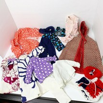 Lot of Handmade Doll Clothes Fits Ideal 18in Crissy Tressy Hair That Gro... - $72.42