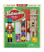 MasterPieces Works of Ahhh Christmas Real Wood Large Acrylic Paint Kits,... - $16.40