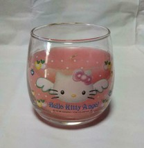 Vintage Hello Kitty Aroma Candle Soothing Pink In Box New Angel  - $46.80