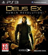 Deus Ex: Human Revolution (Sony PS3) - $23.55