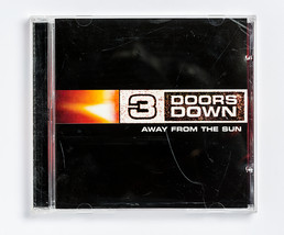 3 Doors Down - Away From the Sun - $4.25