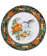 Hummingbird Violet-Crowned Hummingbird Porcelain Wall Plate  - $19.99
