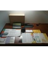 Hewlett Packard HP 320LX Palmtop PC - $199.99