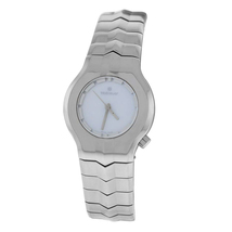 TAG Heuer Silver Ladies Alter Ego  Mop Watch WP1314-1 - $900.00