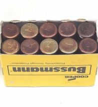 BOX OF 10 COOPER BUSSMANN FRN-R-15 FUSES CLASS RK5 FUSETRON, FRNR15 image 4