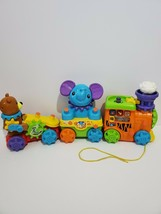 VTech GearZooz Roll & Roar Animal Train (No Accessories) - $32.47