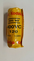 Kodak Portra ISO 400 VC 120 Print Film Vivid Color Medium Format Exp. 11/2010 - $10.88