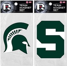 Michigan State University (MSU) Team Magnet Set (set of 2) - $7.00