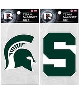 Michigan State University (MSU) Team Magnet Set... - $7.00