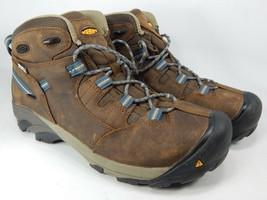 Keen Detroit Mid Top Size: US 10 M (D) EU 43 Men's Steel Toe Work Boots 1007004