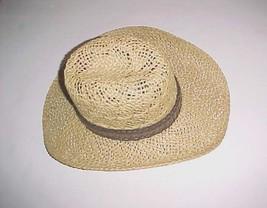 Resistol Stagecoach Vinylcote Straw Western Cowboy Hat Don's Western Wea... - $34.64