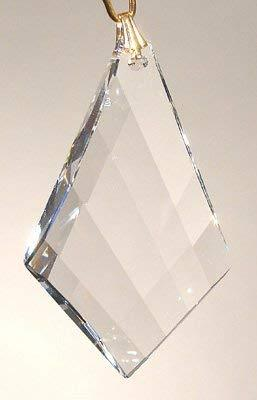 Swarovski 50mm Clear Crystal Lattice Kite