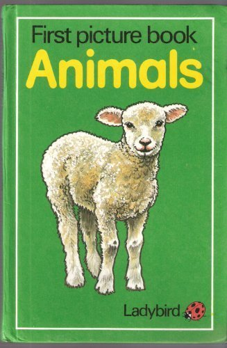 Primary image for First Picture Book: Animals (First Picture Books) Ladybird Books; Mike Nicholls