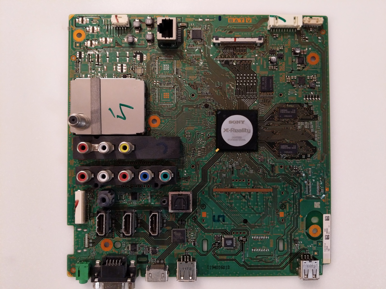 Primary image for  * Sony kdl-55EX620 Main Board  A1814571B