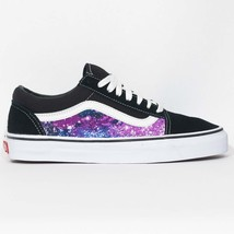 Vans Low top Custom 'Galaxy'  Available in all sizes for Men, Women, Children - $175.00